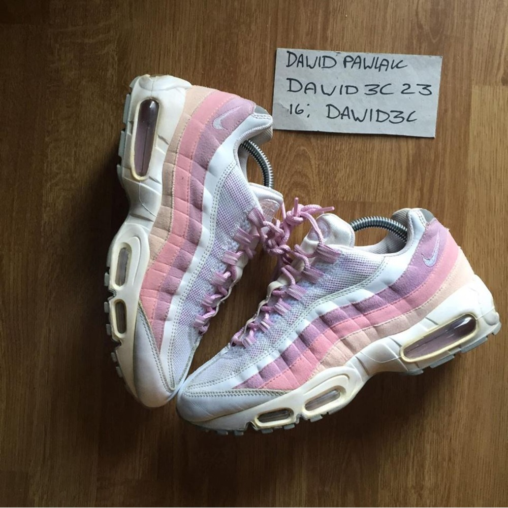 ladies air max 95