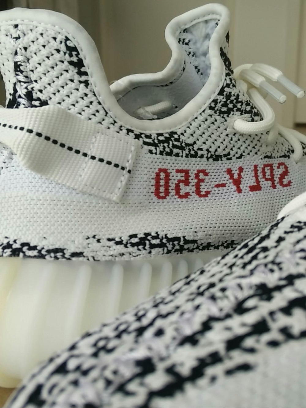 Purchase Yeezy boost 350 v2 'Zebra' store list uk Women