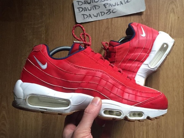 Nike Air Max 95 Independence Day - photo 1/2