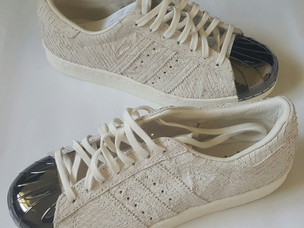 Adidas Superstar 80s us 5 / 36 eu us 6 / 38 eu5 - photo 1/5