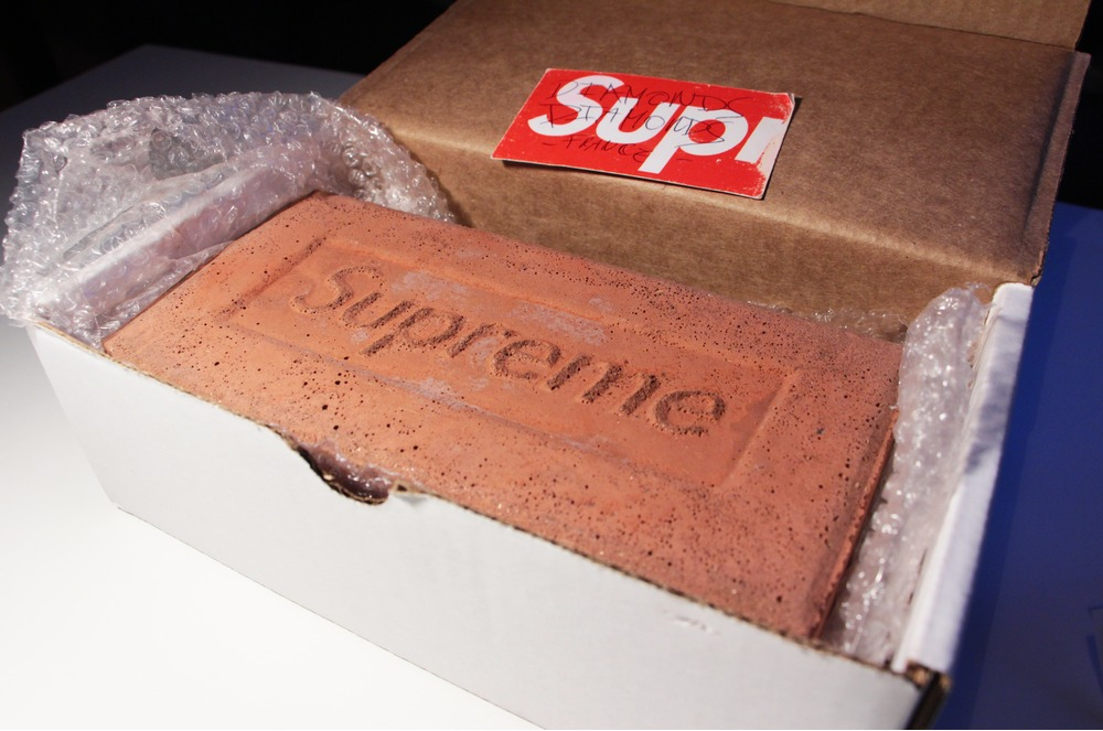 Supreme Brick 1100821 From Jules Gaussens At Presented By