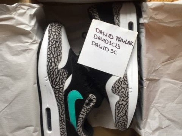 Nike Air Max 1 Atmos Elephant 2017 - photo 1/1