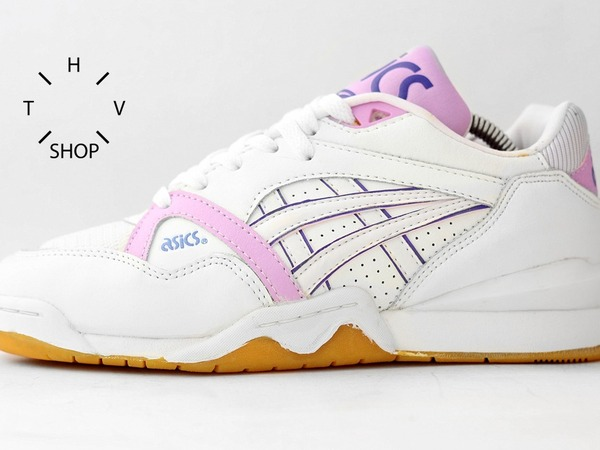 1992 Vintage Asics GEL Pacific Volley Low SL90 shoes sneakers trainers DS Deadstock Handball NOS - photo 1/9