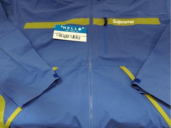 Supreme Taped Seam Jacket - photo 1/4