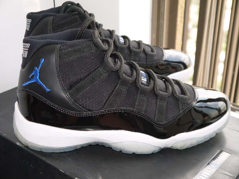 competitive price 626c7 a3fc4 Jordans Retro 11 Space Jams backgroundheaven.co.uk