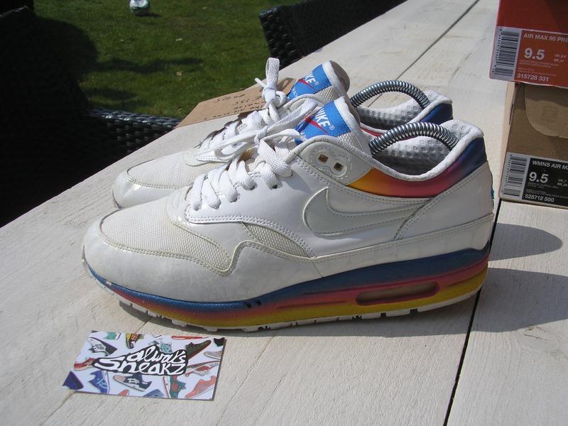 new product a6366 ee266 ... Nike air max 1 Sunrise kakigori - photo 1 1