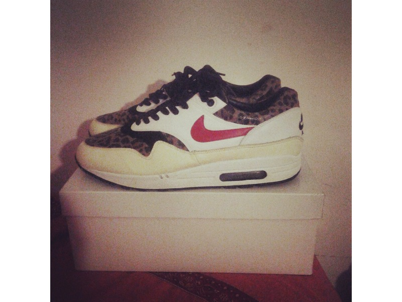 free shipping da679 6a67b nike air max 1 yellow safari