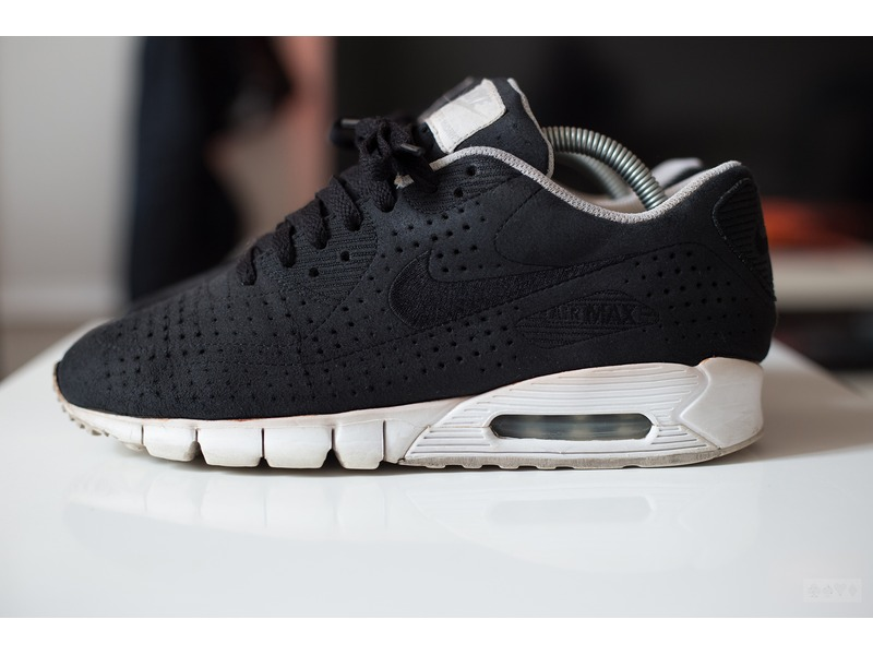 Nike Air Max 90 Current Moire Black White
