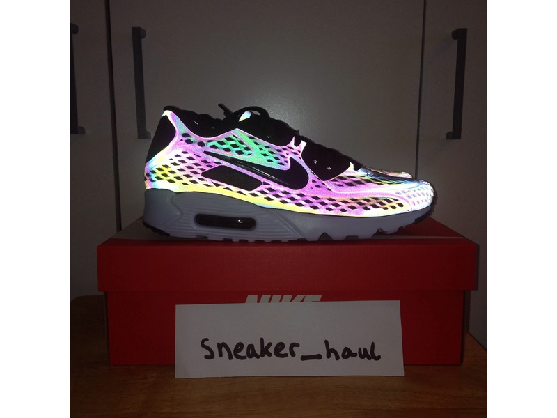 Air Max 1 Ultra Moire Qs Iridescent Nike 777428 200
