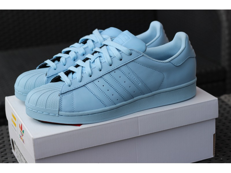 a3455db2d8b7 Adidas Superstar Supercolor Sky Blue 39 gmelectrobikes.co.uk