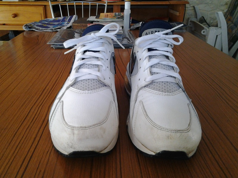 ... Nike air max 93 SAMPLE all leather 2003 - photo 4/7