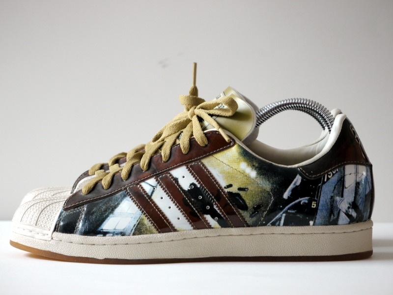 35th anniversary adidas superstar
