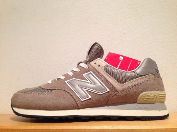 "<strong>NEW</strong> <strong>BALANCE</strong> NB ML 574 VG ""CLASSIC"" Japan Import (576, <strong>990</strong>, 996, anniversary) - photo 1/5"