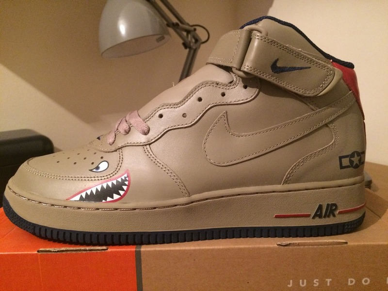 rare nike air force 1