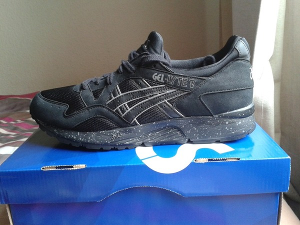 footlocker asics gel lyte v speckle