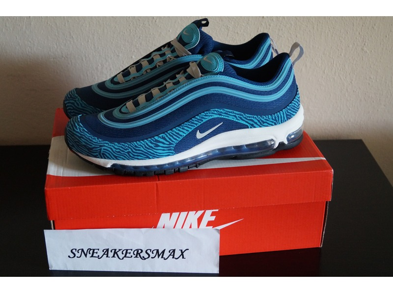 Air Max 97 Blue Zebra