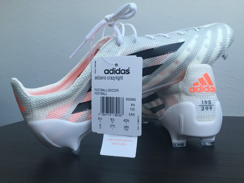adidas f50 adizero crazylight 99