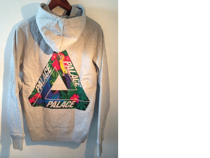 Palace Skateboards Hoodie SS15 (#169336) From Endzeko At KLEKT