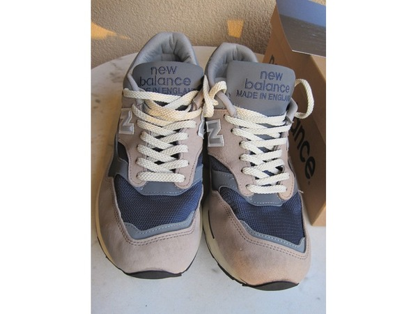 New Balance 1500 <strong>Norse</strong> <strong>Projects</strong> Grey 44,5 Made in England - photo 1/6
