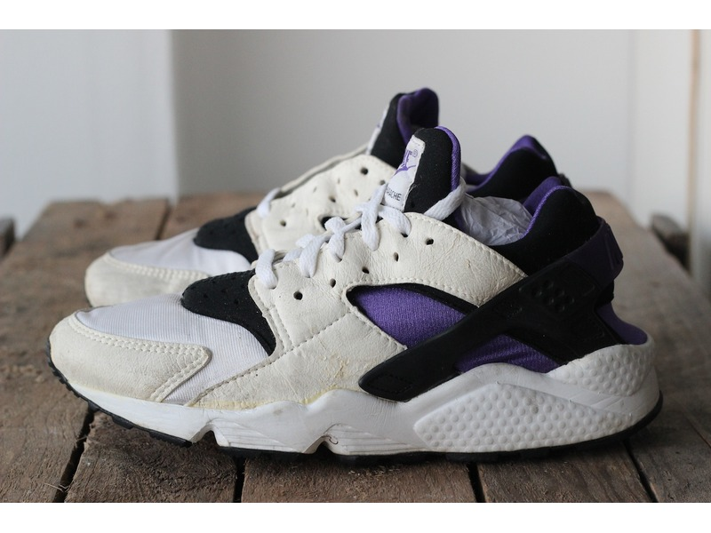 ... GONE: Nike Air Huarache Purple Punch og - photo 4/6 ...
