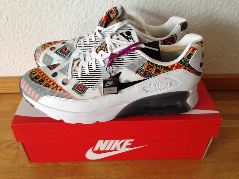 ... nike air max 90 liberty merlin kollektion photo 1 1
