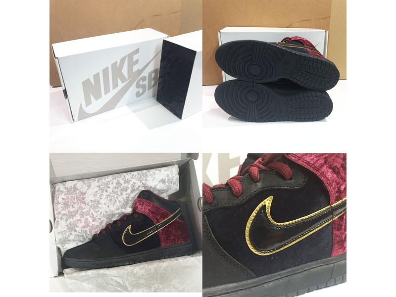 reebok logo - Nike SB Dunk High Premium Bloody Sunday U2 (2007) (#176635) from ...