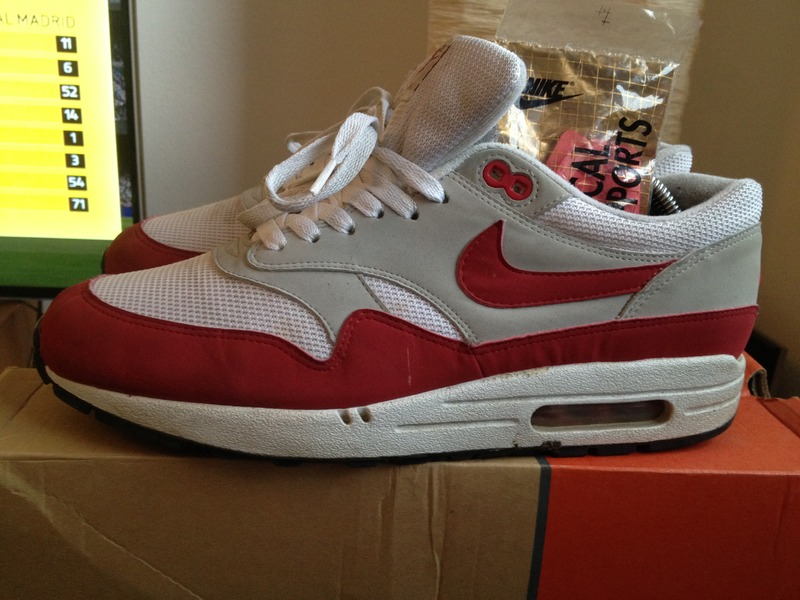 new product ae9e7 35135 ... Nike Air Max 1 OG Mesh Pre-Hoa 2005 US 11 UK 10 EU 45 ...