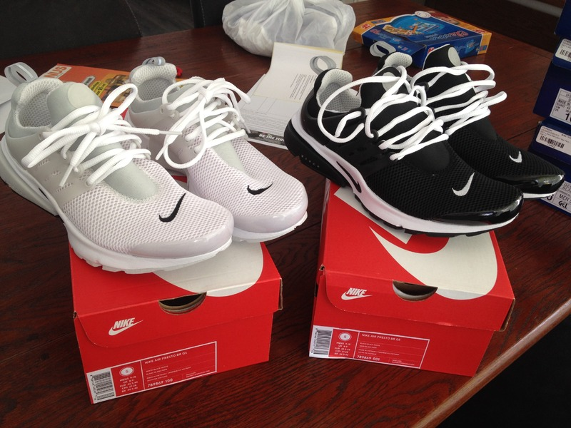 Nike Air Presto Qs Sizing