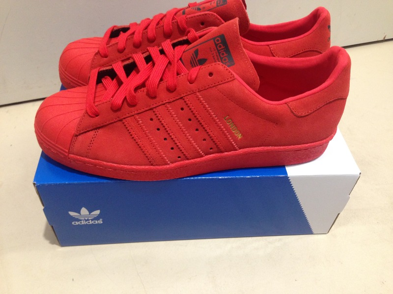 adidas superstar london