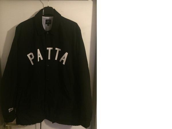 Patta coach jacket DS - photo 1/4