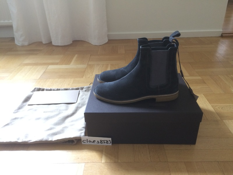 Awesome Bottega Veneta Aussie Suede Chelsea Boots In Gray  Lyst