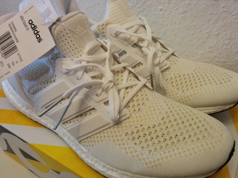 Adidas Ultra Boost All Triple White