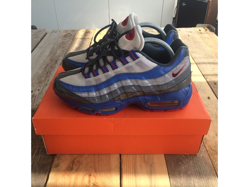 Nike Air Max 95 Premium Reflective Crocodile. Super Rare I