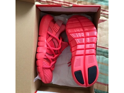 huarache nm red