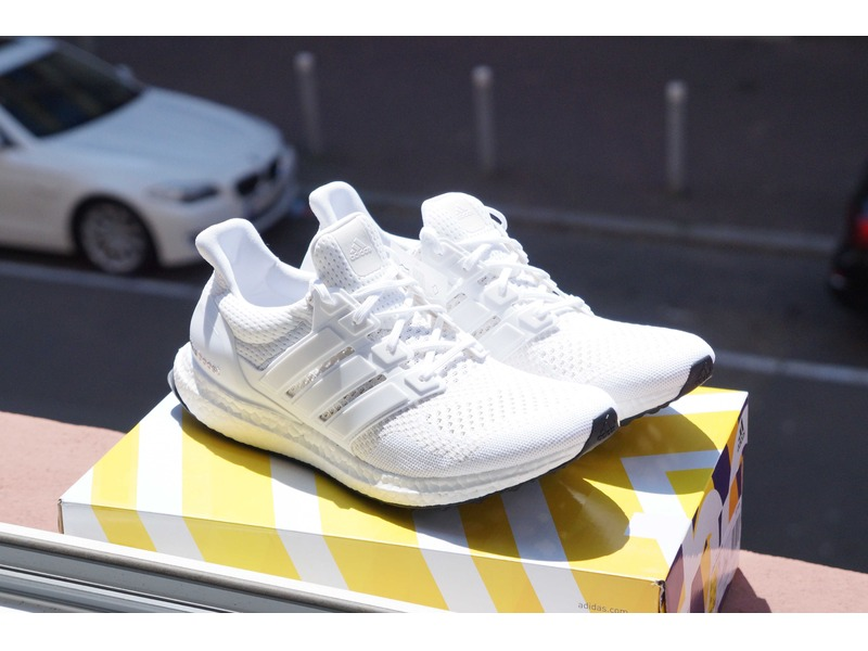 ultra boost s77417 adidas ultra white Home