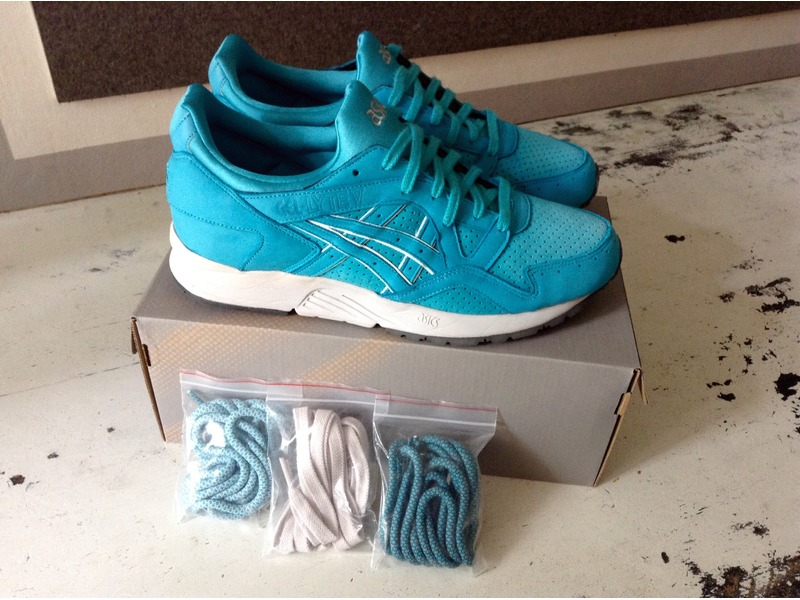 Asics x Ronnie Fieg Gel Lyte V Cove RF Mint Volcano ( 181739) from ... 4351d4163c9c