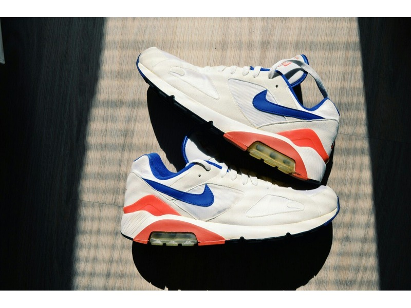Cheap Nike Air Max 180 OG 'Summit White' QS Pack SNEAKERS ADDICT