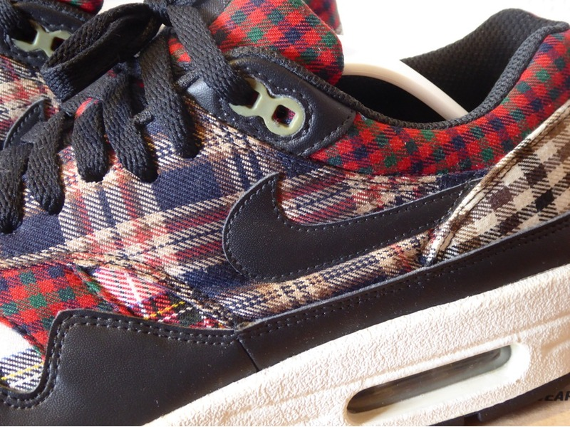 68523ca486 ... Nike air max 1 Tartan Plaid DS us 8,5 42 - photo ...