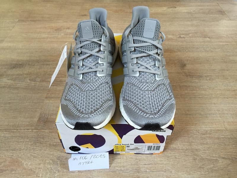 Adidas Ultra Boost Ltd Grey