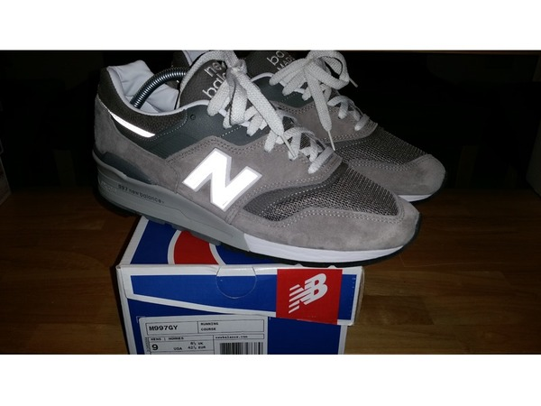 VNDS <strong>New</strong> <strong>Balance</strong> 997 GY US 9 <strong>990</strong> 998 1500 - photo 1/3