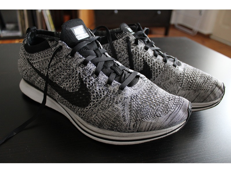 0557ff8993a56 Nike Flyknit Racer Oreo V1 sportsconnection.co.uk