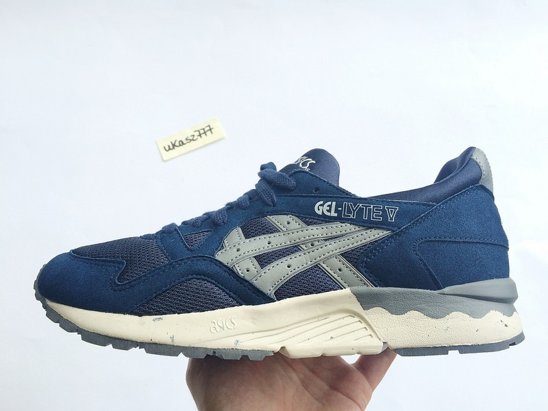 asics gel lyte 5 navy