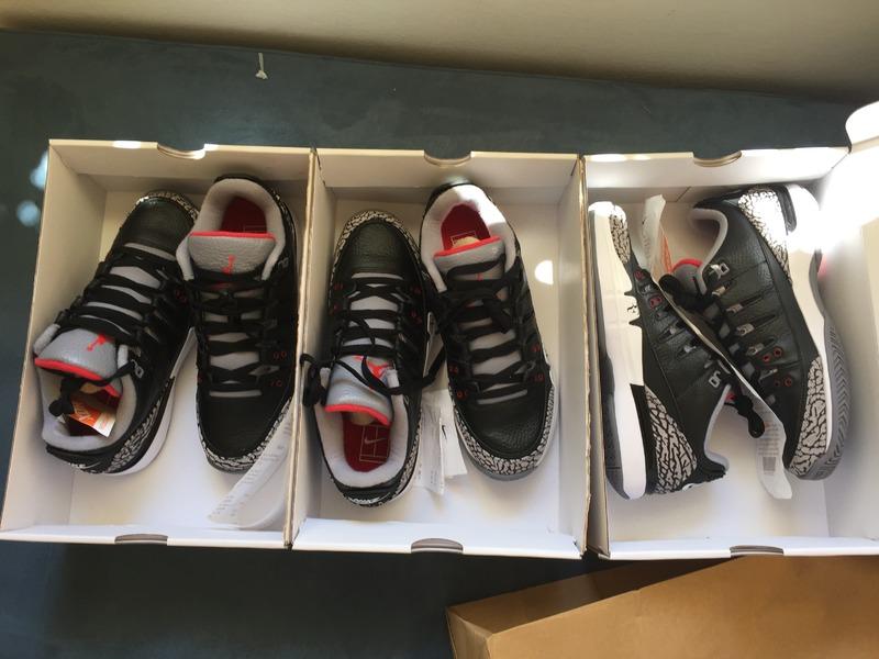 a0d3e096a2d6 ... Nike Zoom Vapor x Roger Federer Air Jordan 3 Size 6.5