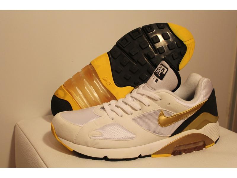 180 Air Max Gold
