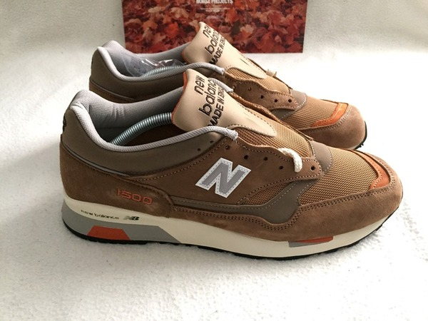 """New Balance 1500 x <strong>Norse</strong> <strong>Projects</strong> """"Danish Weather Pack"""" - photo 1/6"""