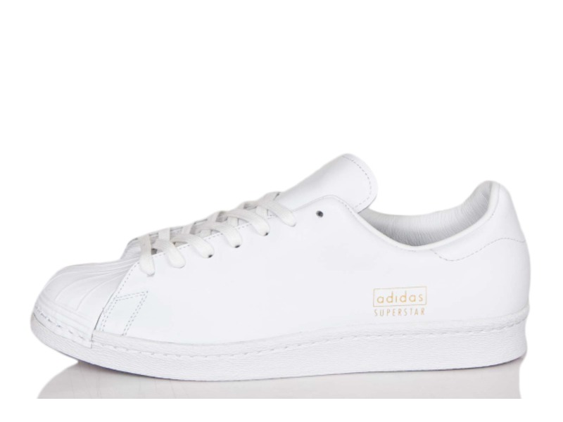 Adidas Superstar 80s Clean White