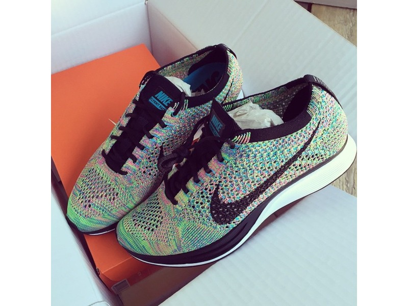 923aeeb1f6c37 Nike Flyknit Racer Multicolor 2.0 zenz-oriental.co.uk