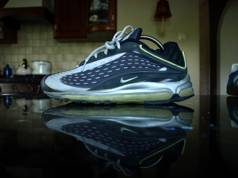 8351206a16 ... Max 97 Sketch 2 Nike air deluxe 2000 - photo 13 . ...