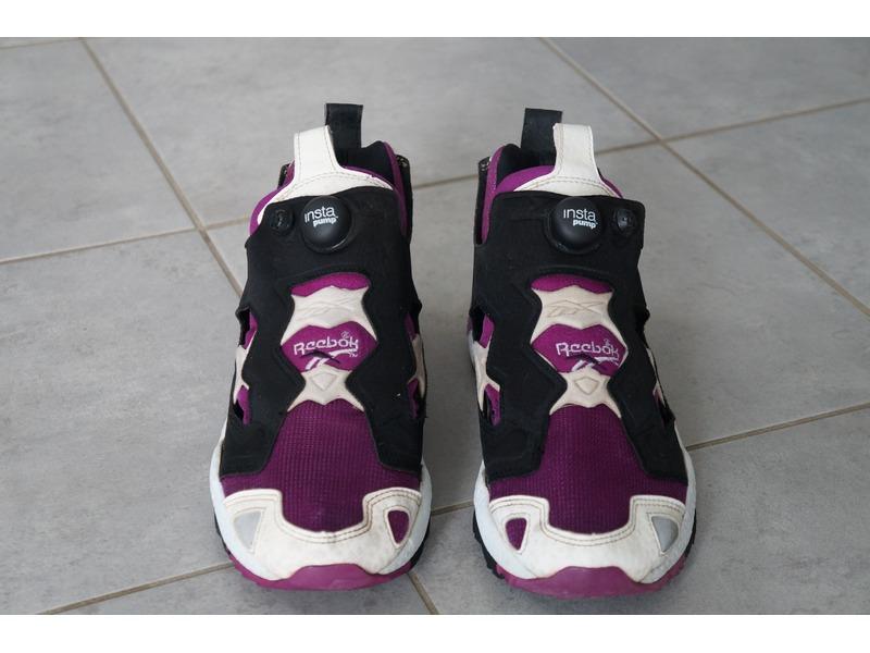 Reebok Pump Fury Purple OG 1994 ( not sure exactly )