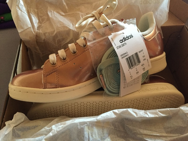 sneakersnstuff x adidas stan smith copper kettle